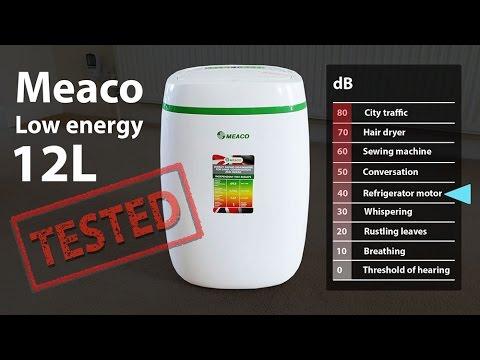 meaco low energy 12l review economical low power. Black Bedroom Furniture Sets. Home Design Ideas