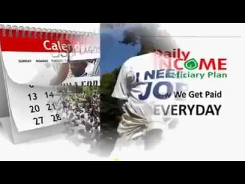AIM GLOBAL NIGERIA BUSINESS PRESENTATION( DAILY INCOME BENEFICIARY PLAN)