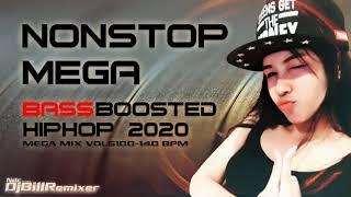 BEST HIP HOP NONSTOP MEGA BASS BOOSTED REMIX Vol 6