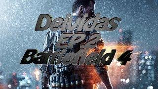 Juodoji krūmo magija... Battlefield Gameplay EP.2 [1/3] (Su Deividu)