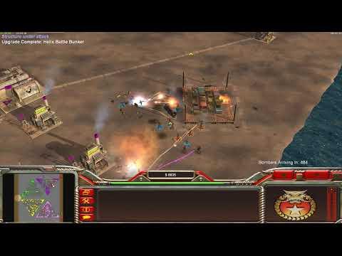 C&C General Zero Hour - AOD Triangle Base