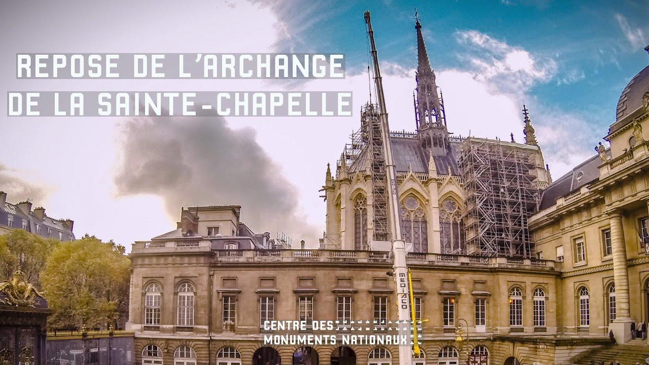 Repose de l 39 archange saint michel la sainte chapelle for Garage ad la chapelle bouexic