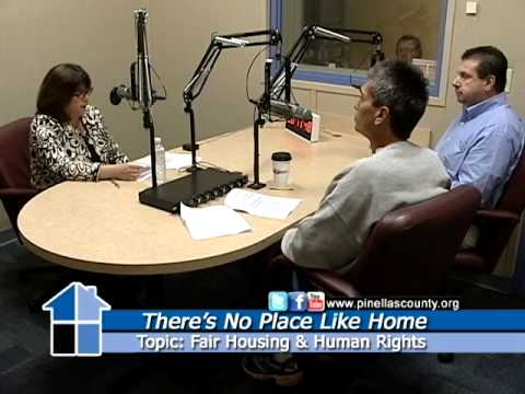 Fair Housing & Human Rights - There's No Place Like Home