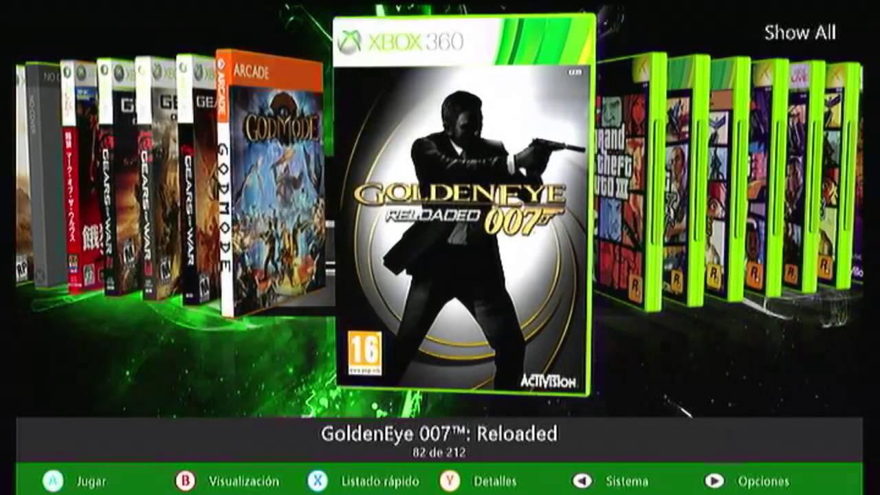 Xbox 360 Rgh Aurora 200 Juegos 2015 Youtube