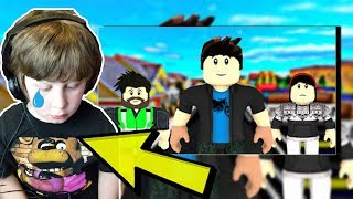 ROBLOX SAD STORY – Destino (REACTION VIDEO) protagonizada por Golden Ninja 50