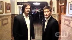 """Supernatural - Cast Message for """"People's Choice Awards 2012""""!"""