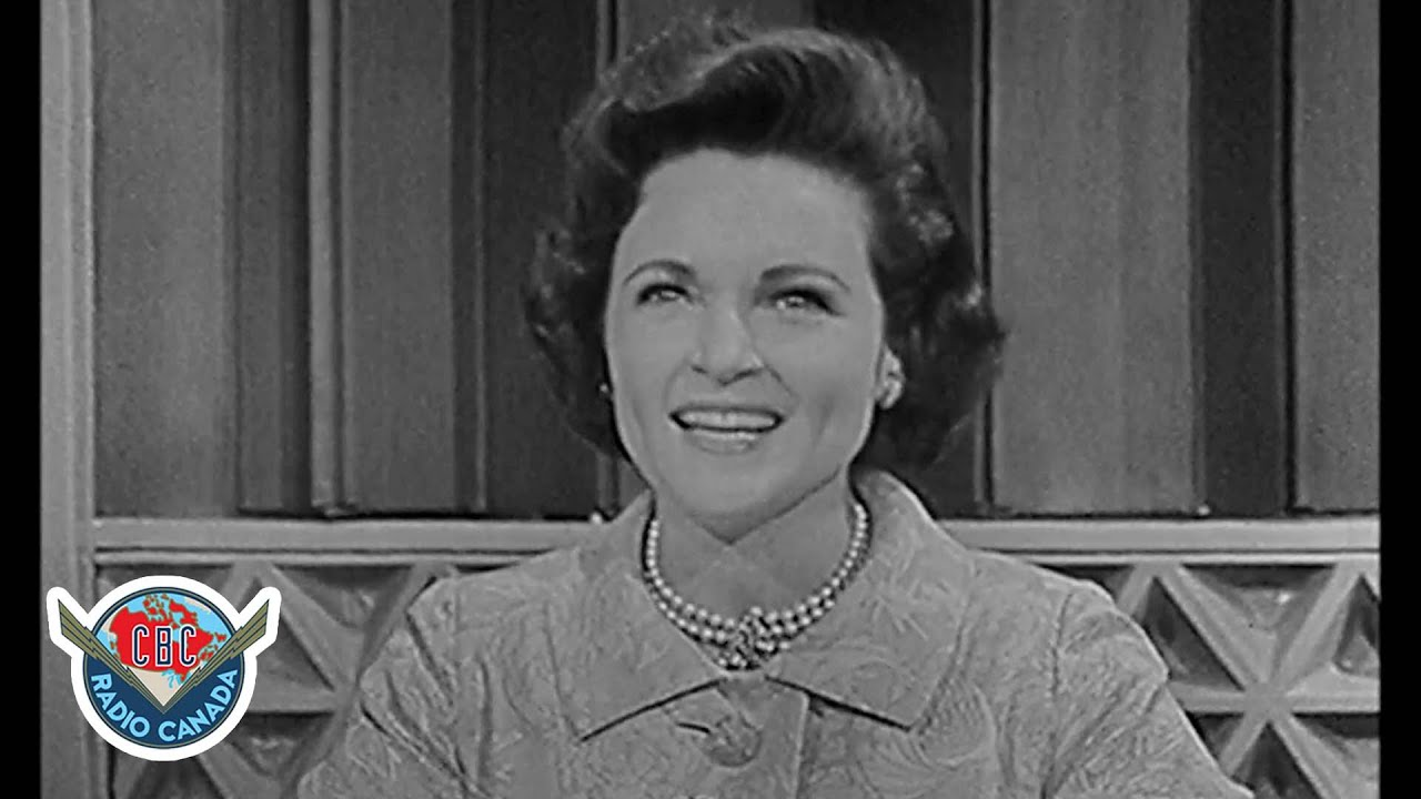Download Betty White's earliest days in TV - An interview from 1964