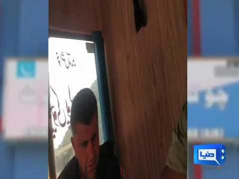 Muzaffarabad Ajk Police on Entry points