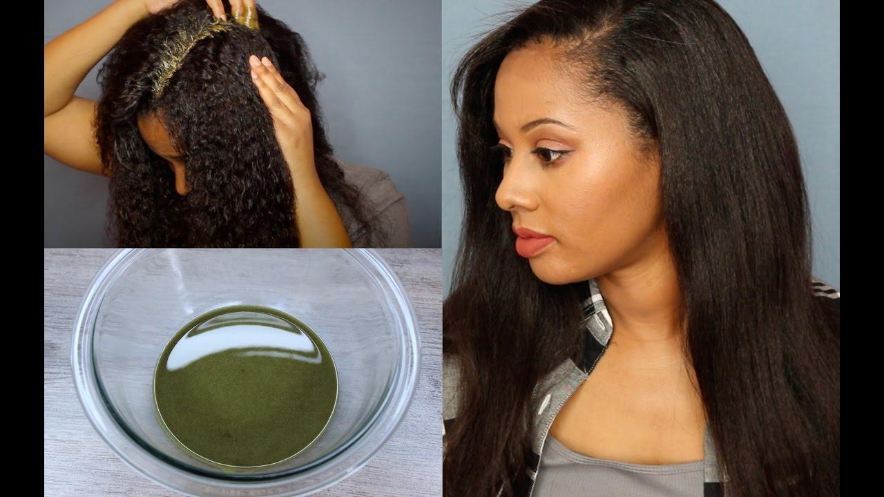 GREEN TEA HAIR INSANE HAIR GROWTH YouTube