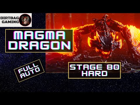 MAGMA DRAGON HARD STAGE 80 FULL AUTO | This is EASIER than i Thought! | Raid Shadow Legends