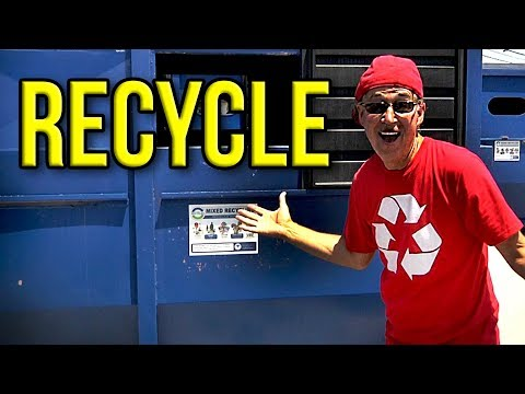 Recycle | Earth Day Song for Kids | Jack Hartmann