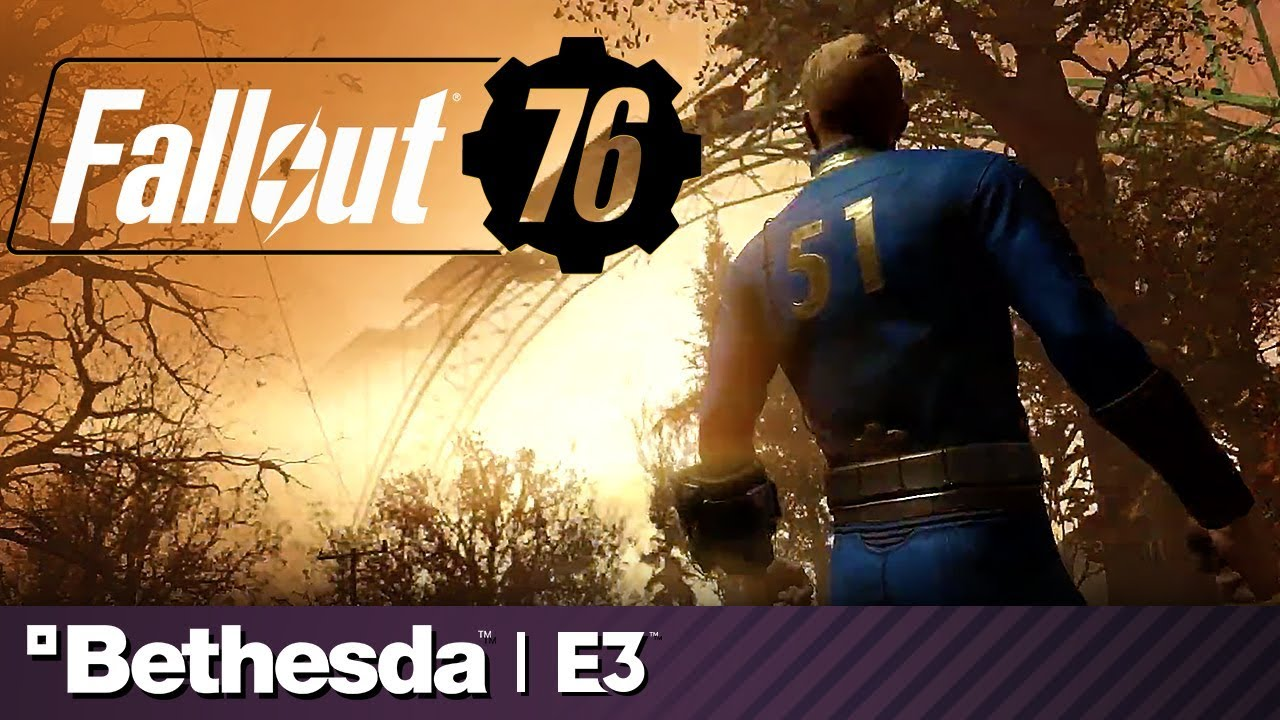 Fallout 76 - Wastelanders Expansion Revealed at E3
