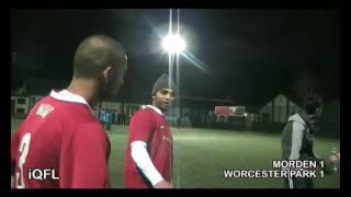 BF IQFL WEEK9 MATCH2 - FOOTBALL LEAGUE BAITUL FUTUH REGION LONDON