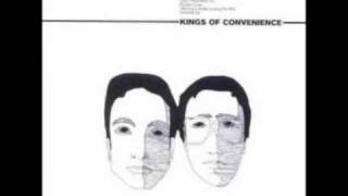 Watch Kings Of Convenience I Dont Know What I Can Save You From video