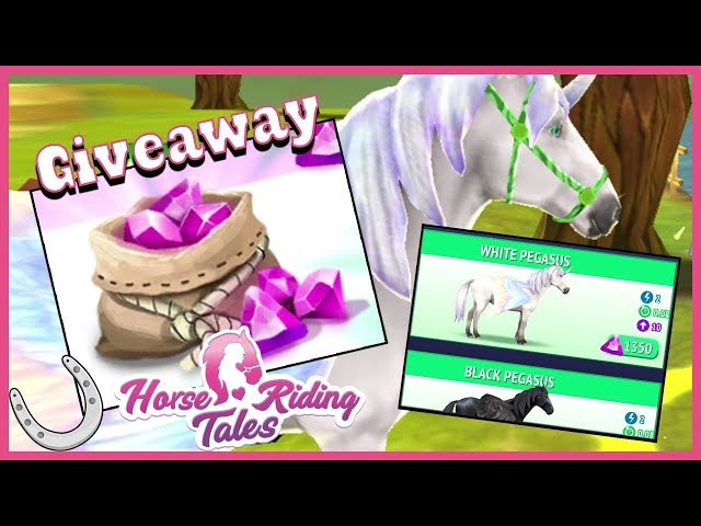 Huge Horse Riding Tales Gems Giveaway - Closed!