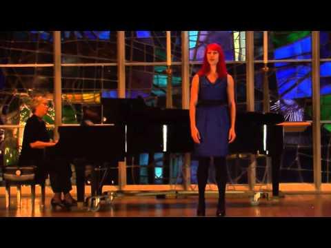 Julia Bard, Coloratura Mezzo-Soprano Parto Parto La Clemenza di Tito W. A. Mozart