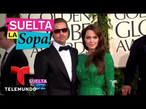 Suelta La Sopa | Causas de divorcio de Angelina Jolie y Brad Pitt | Entretenimiento