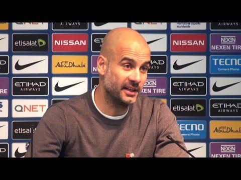 Manchester City 3-1 Arsenal - Pep Guardiola Post Match Press Conference - Premier League
