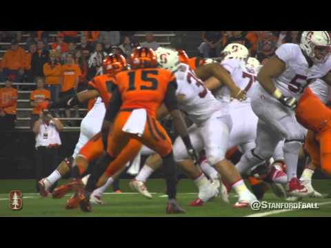 Joshua Garnett Outland Trophy Highlight Film