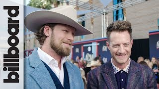 Florida Georgia Line on Mixing Genres & Lil Nas X's 'Old Town Road' | ACM Awards