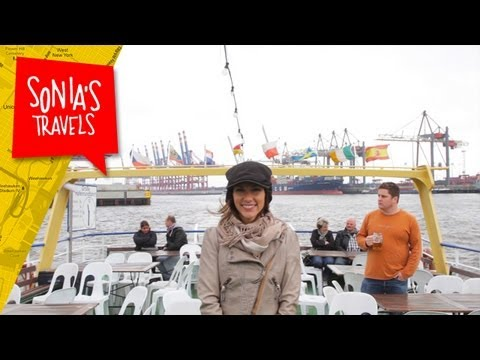 Travel Hamburg: Cruising on the Elbe River