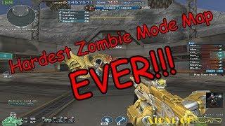 CF XIEXL:Zombie Mode Elemental Temple GamePlay