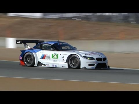 Pre-Race CarPr0n: ALMS BMW Z4 GTE - /SHAKEDOWN