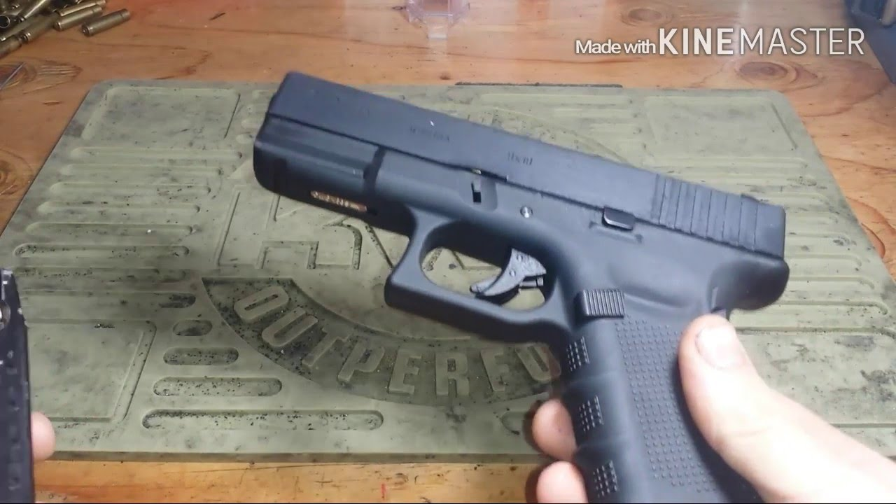 how to make an airsoft pistol look real