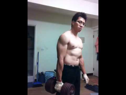 手臂肌肉訓練 - YouTube