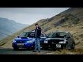 Top Gear на русском - Что лучше Subaru или Mitsubishi?