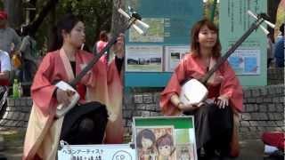 20120428 津軽じょんがら節・曲弾 ソロパートあり.