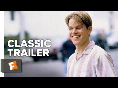 Good Will Hunting (1997) Official Trailer - Matt Damon, Robin Williams Movie HD