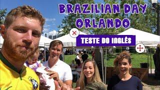 Testando o Inglês dos Brasileiros que Moram nos EUA (ft Família Jones) #brazilianday