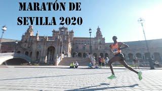 Maraton de Sevilla 2020 | Santiago Molina