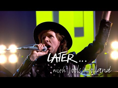 Beck - Up All Night - Later… with Jools Holland - BBC Two