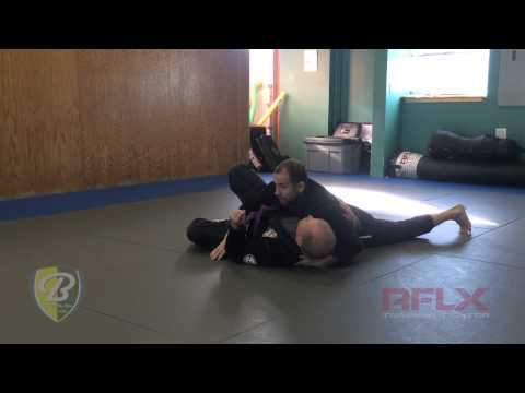 RFLX BJJ - closed guard passing