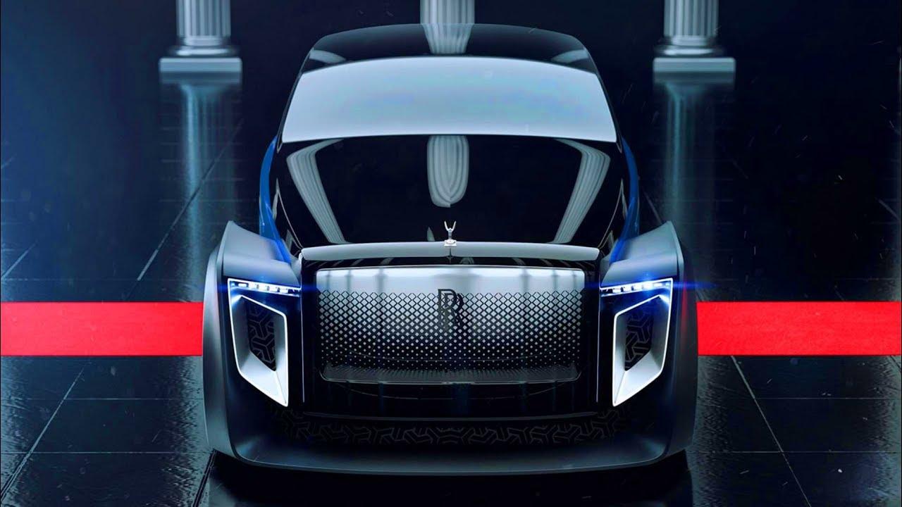 WATCH: The New Shocking Rolls-Royce Next 100 Concept ...