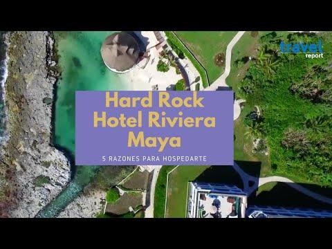 5 razones para hospedarse en el Hard Rock