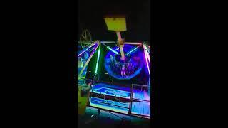 Girl Falls From Amusement Park Ride🙏