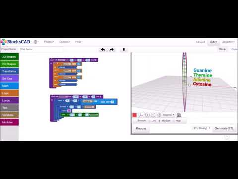 Chromebook App Hub | BlocksCAD for Education