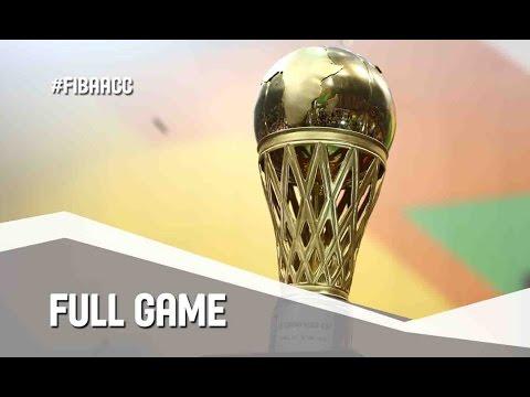 Final: CRD Libolo (ANG) v Al Ahly (EGY) - Full Game - FIBAACC 2016