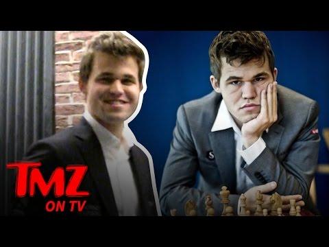 Meet Magnus Carlsen The 2016 World Chess Champ | TMZ TV