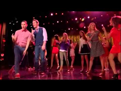 Dont stop believin  Glee cast season 1 to 5