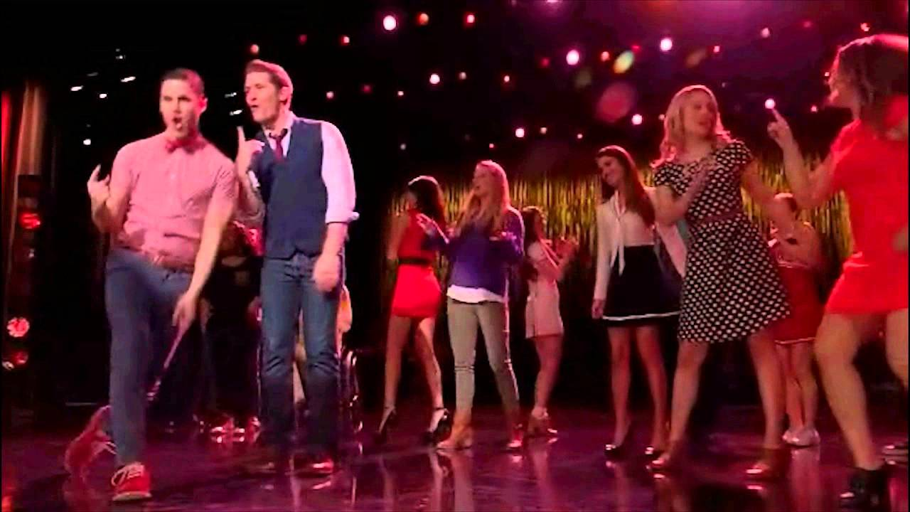 Right who is hookup who in glee cast opinion