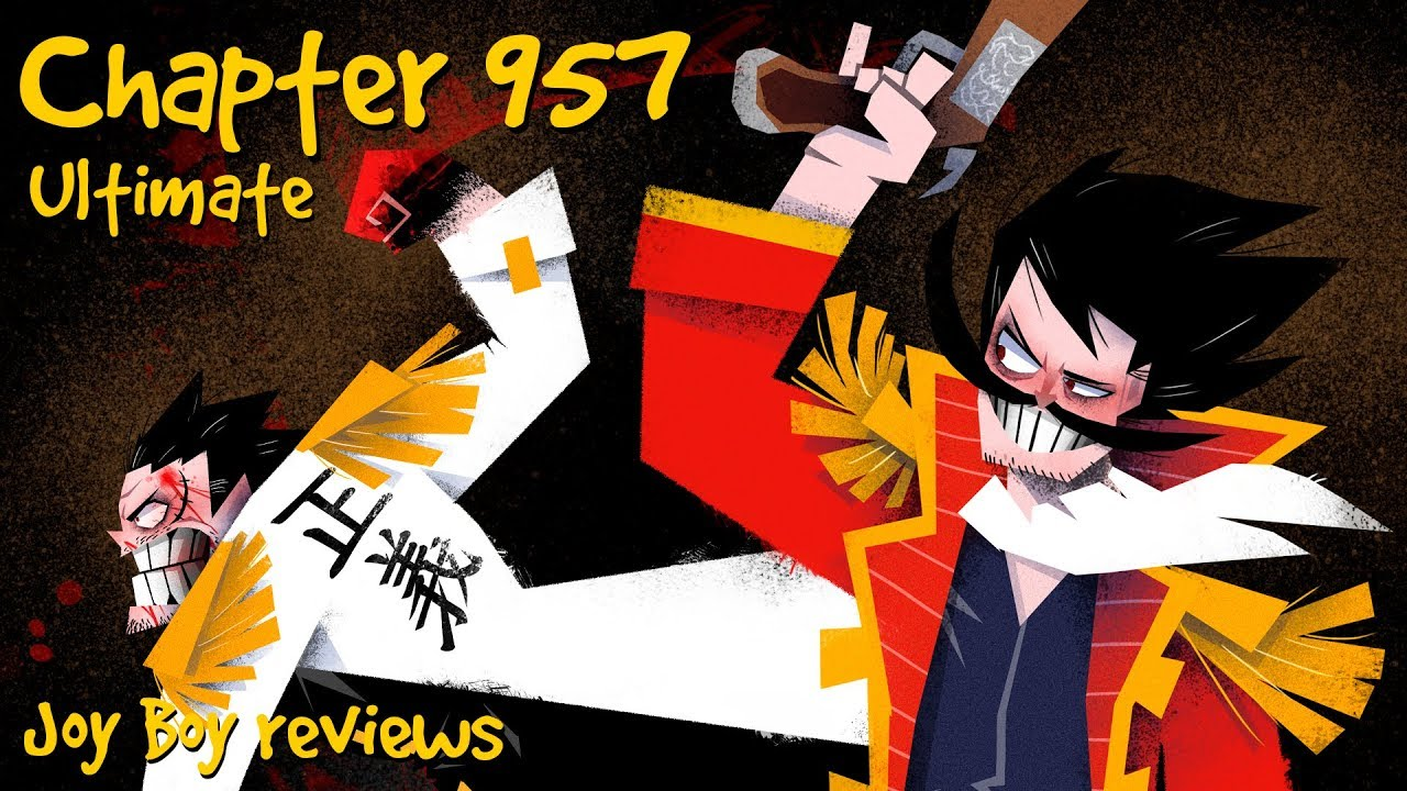 One Piece 957 : ワンピース 957話 ONE PIECE 957ネタバレ ロックス海賊団正体判明 - わんわんワンピース ネタバレ 最新速報 - jonsakarias-wall
