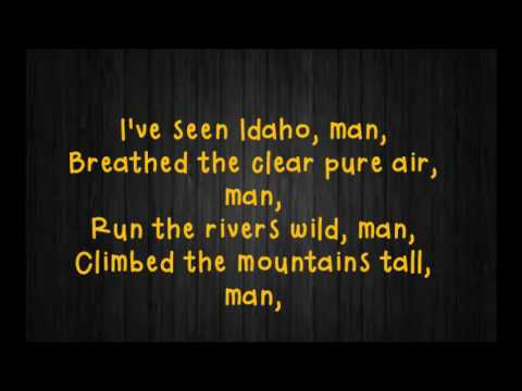 I've Seen Idaho Lyric Video