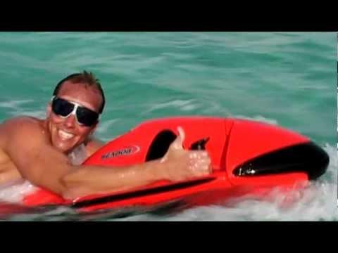 SEABOB personal watercraft