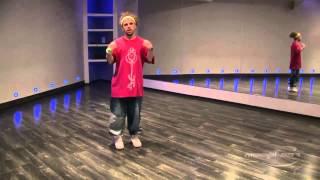Саша Алехин - урок 9: видео уроки танцев хип хоп