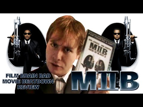 Bad Movie Beatdown: Men in Black 2 (REVIEW)