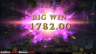 Rich Wilde and the Tome of Madness from Play`nGo (FREESPINS, BONUS, BIGWIN, SUPERBIGWIN, MEGAWIN)